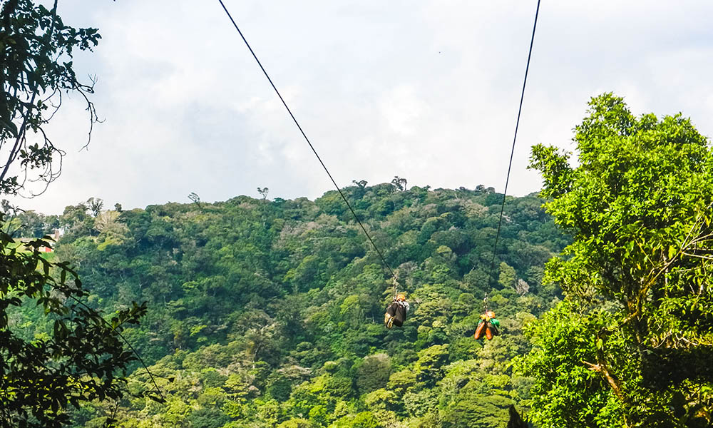 Finding adventure in Costa Rica with Chloe Gunning