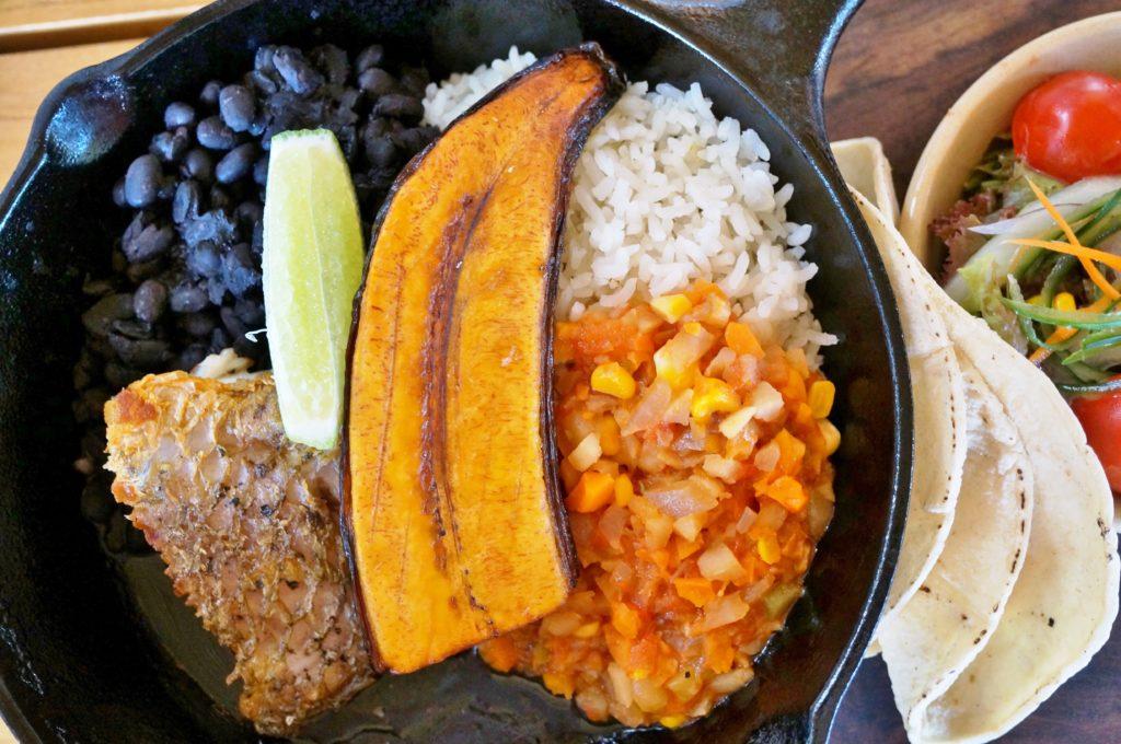 Traditional Costa Rican cuisine (Shutterstock)